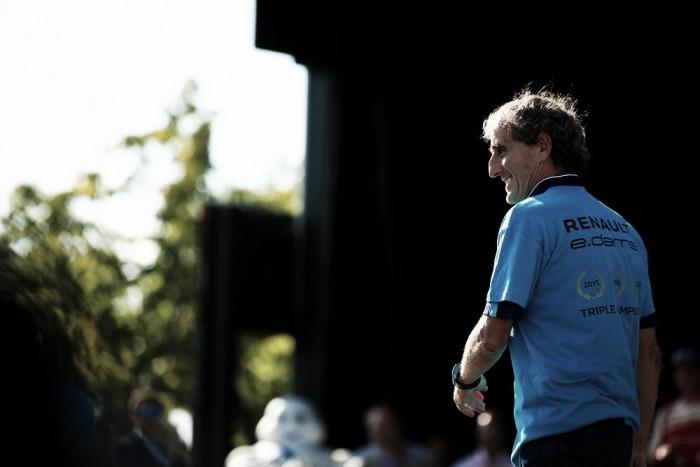 """Prost: """"Con el coche erróneo es imposible, fíjate en Alonso"""""""