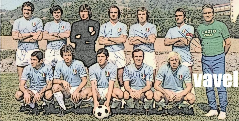 Lazio 1974 - El Scudetto de las pistolas