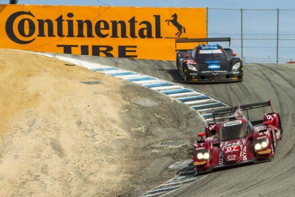 United SportsCar: Taylor Racing, BMW Both On Pole Again At Monterey Grand Prix