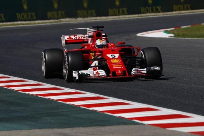 F1, GP di Spagna - Nelle terze libere Raikkonen davanti a tutti