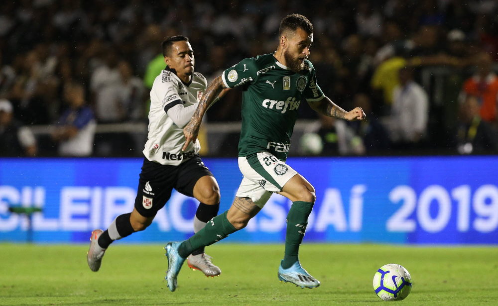 Gol e melhores momentos de Vasco 0 x 1 Palmeiras pelo Campeonato Brasileiro 2020