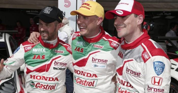 WTCC - Coronel vince gara 1, gara 2 ad Huff