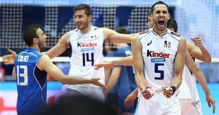 Italia viva, ma vince la Serbia