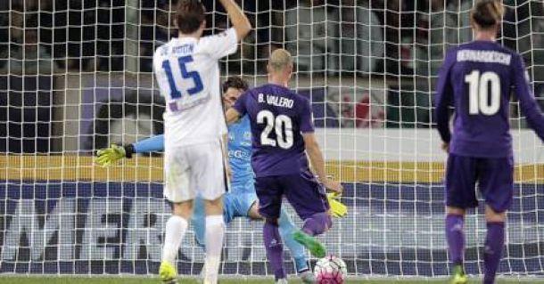 La Fiorentina refuerza su liderato