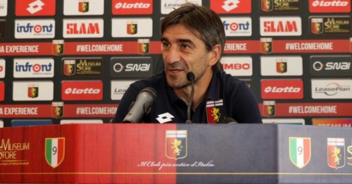 """Genoa - Le parole di Juric: """"Recupero a Novembre"""""""