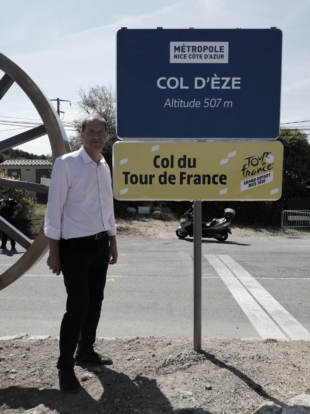 """Christian Prudhomme; """" El Tour de Francia 2020 será único y singular"""""""