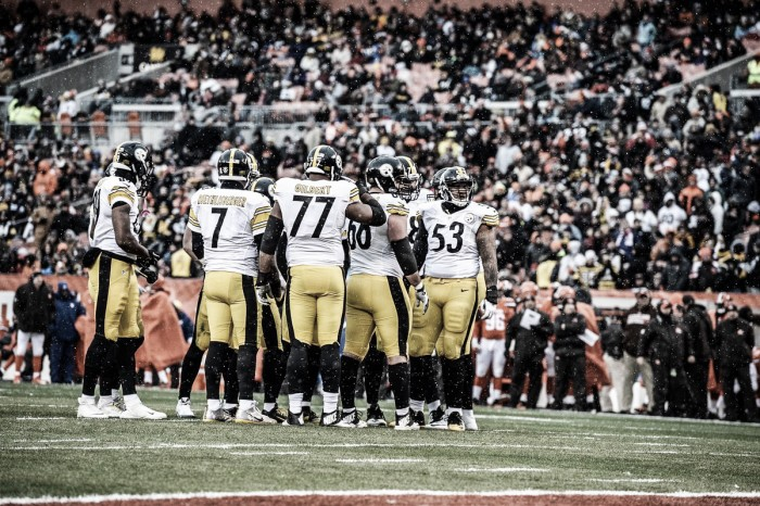 Pittsburgh Steelers stop losing streak in Cleveland