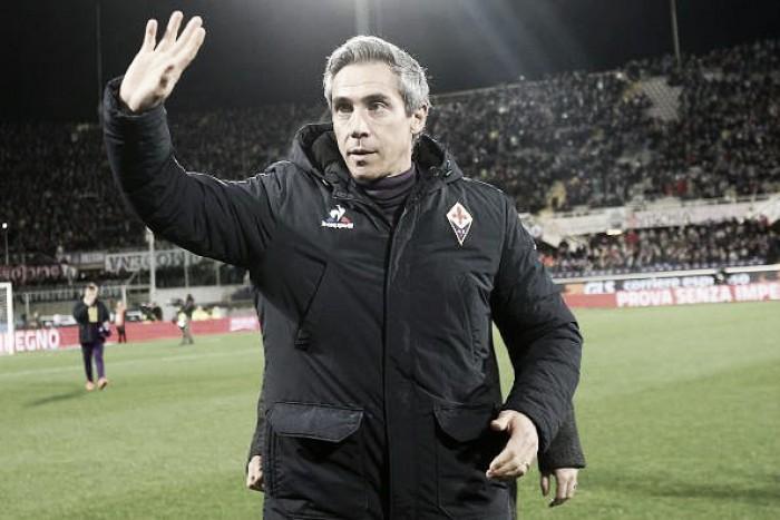 """Fiorentina, Sousa in conferenza stampa: """"Certo che resterò a Firenze"""""""