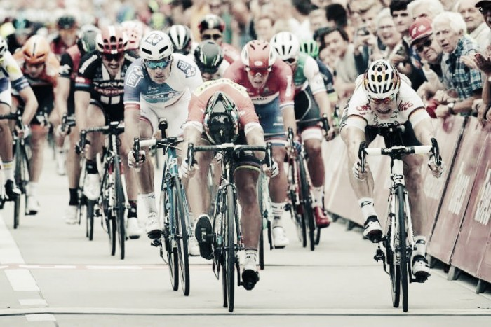 Eneco Tour, ancora Sagan al fotofinish. Oggi cronosquadre