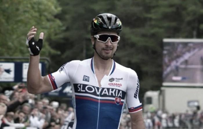 Plumelec 2016, Peter Sagan è campione d'Europa