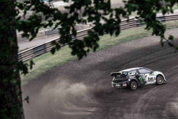 Solberg leva a melhor na etapa de Lydden Hill no Mundial de Rallycross