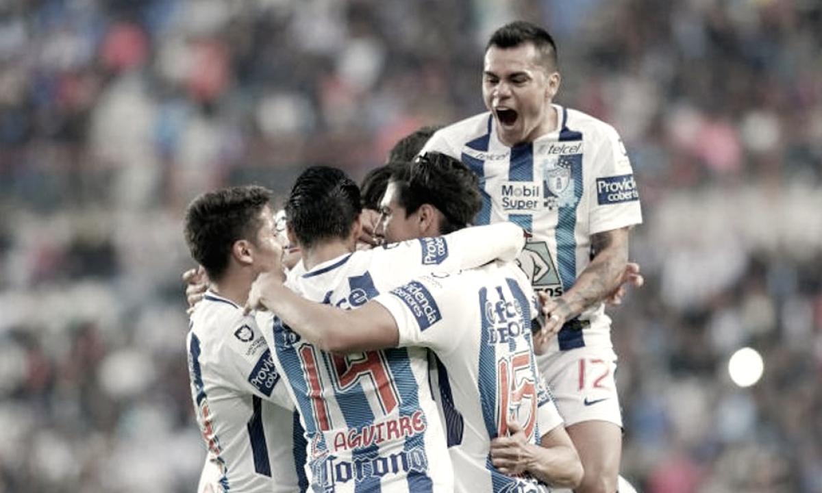 Pachuca y sus inicios de torneo