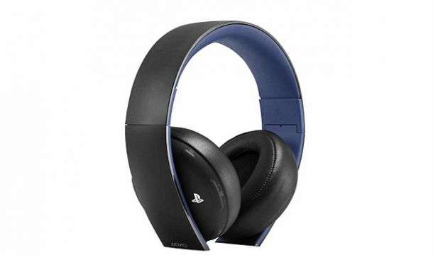 auriculares oficiales ps4