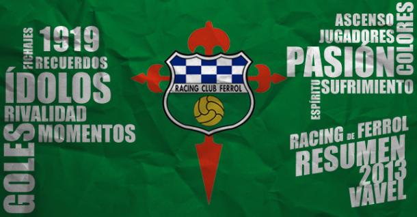 Racing de Ferrol 2013: aquí sí hay brotes verdes