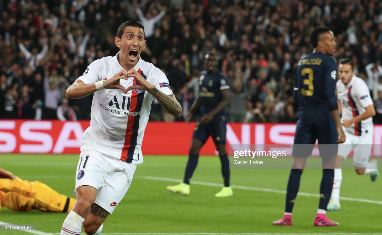 Paris Saint-Germain 3-0 Real Madrid: Home side produce dominant display in CL opener