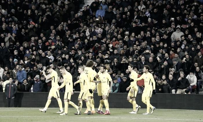 Crónica general de la jornada de Ligue 1: el PSG sigue liderando y Toulouse tiene un respiro más
