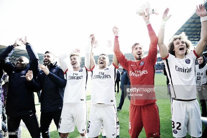 PSG campeão francês: estrelas de Paris arrasam na Ligue 1 com triunfo avassalador de 0-9