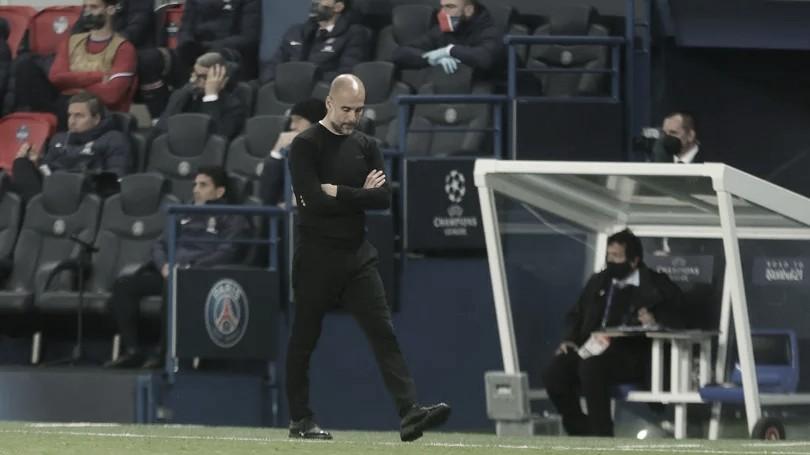 """Apesar da virada, Guardiola prega cautela: """"Tudo pode acontecer no jogo da volta"""""""