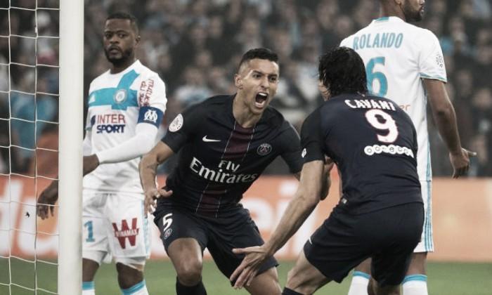 Ligue 1, il Psg disintegra il Marsiglia (1-5)