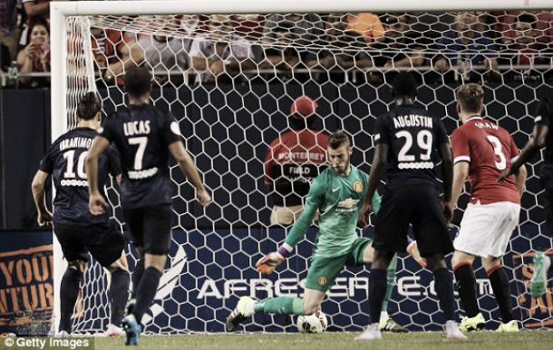 Manchester United 0-2 PSG: United lose final International Champions Cup match to PSG