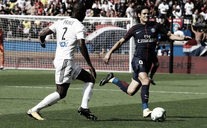 Ligue 1 - Psg: no Neymar (per ora), ma è comunque festa. Cavani e Pastore stendono l'Amiens (2-0)