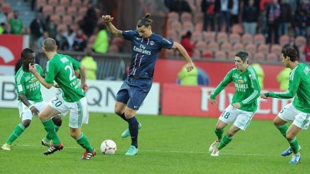Coupe de la Ligue : ASSE - PSG : L'Avant Match