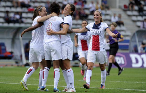 Le sommet du foot féminin