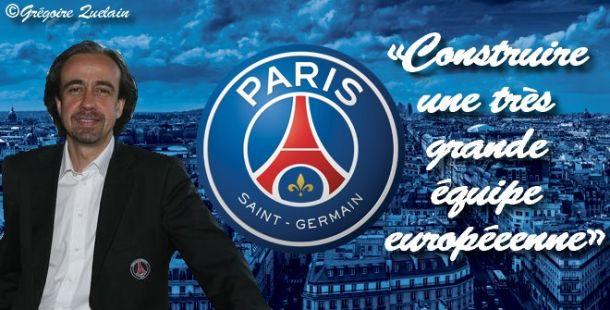 """Philippe Boindrieux (PSG) """"On est dans un projet qui se construit et qui grandit"""""""