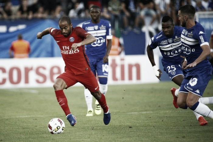 Atual tetracampeão, PSG sofre para vencer Bastia fora de casa na estreia da Ligue 1 2016/17