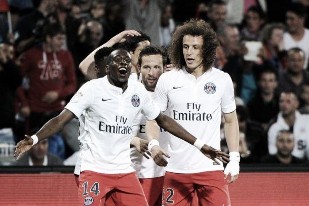 Ligue 1: Com golo de Matuidi, Paris SG lidera... mas não brilha