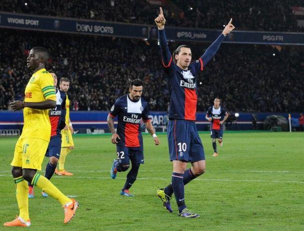 PSG - Nantes en direct commenté: suivez le match en live
