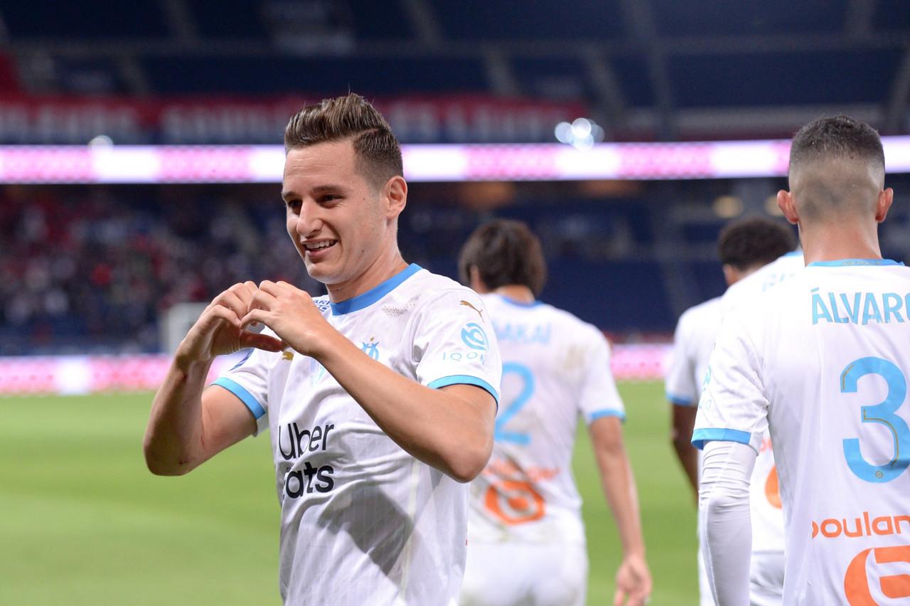 Le Classique infuocato: vince l'OM, 5 espulsi e PSG ancora a secco (0-1)