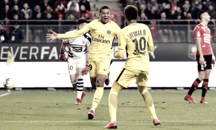 Previa Rennes - PSG: la Copa no se tira