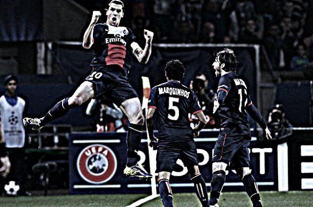 PSG 3-0 SL Benfica: À grande e à francesa