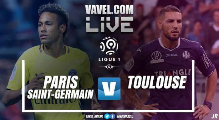 Resultado de imagem para Paris SG X Toulouse FC