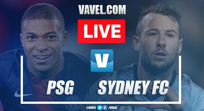 Goals and Highlights: PSG 3-0 Sydney FC, 2019 Friendly Match