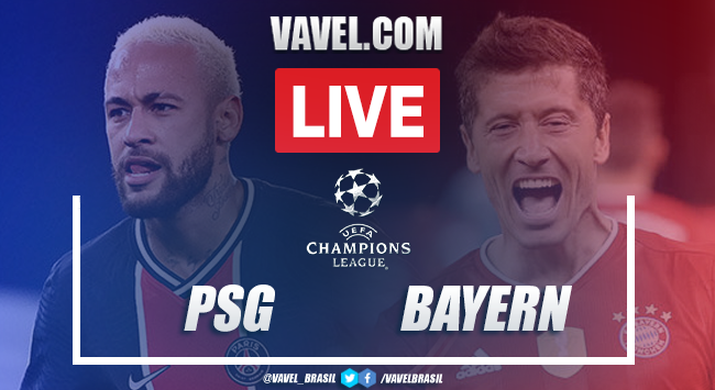 Gols e melhores momentos PSG 0x1 Bayern de Munique pela Champions League