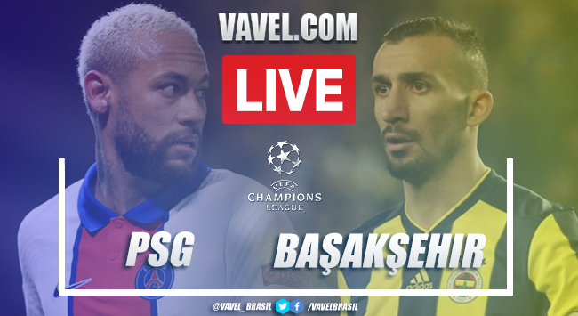 Gols e melhores momentos de Paris Saint-Germain xİstanbul Başakşehir (5-1)