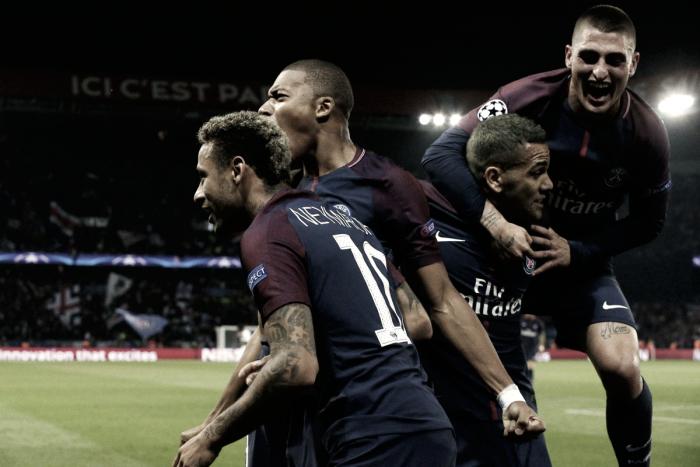 París asiste a su primer golpe de grandeza en Europa