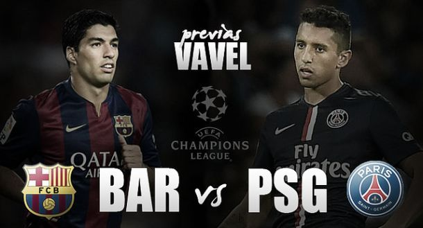 Résultat FC Barcelone vs Paris Saint Germain Champions League 2015 (2-0)