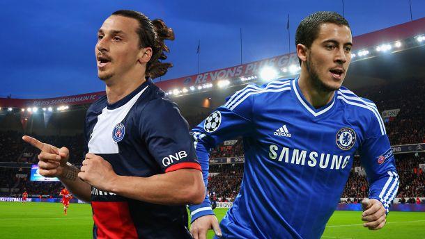 LIVE UEFA Champions League: Chelsea vs PSG en direct (2-2)