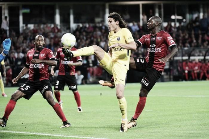 Previa Paris Saint Germain - EAG Guingamp: Duelo entre los dos últimos vencedores del torneo del KO