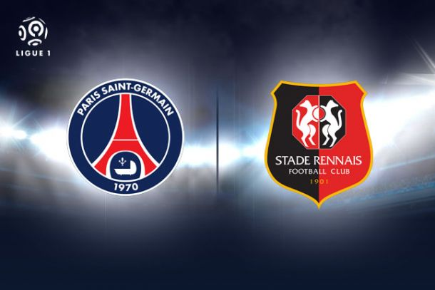 LIVE Ligue 1: le match PSG - Stade Rennais en direct