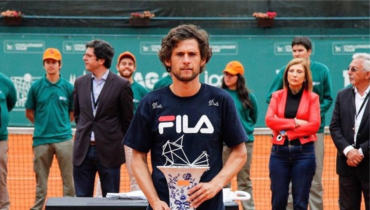 Pedro Sousa vence Braga Open