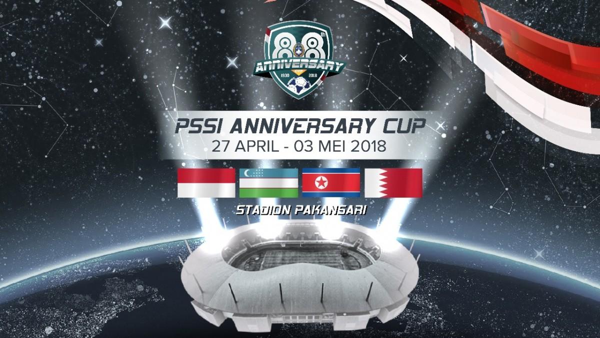Ini Wasit yang Bertugas di PSSI Anniversary Cup 2018