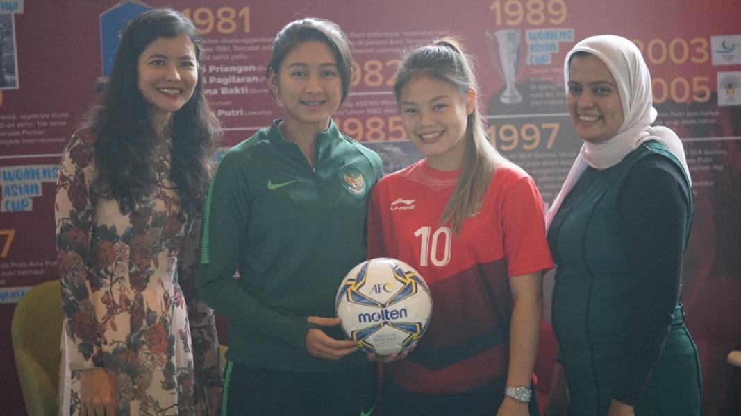 Kolaborasi PSSI-ASEAN Untuk Sepak bola Wanita