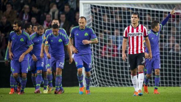 PSV 1-1 Panathinaikos: Depay goal-scoring return only positive as Greek's peg-back PSV at Phillips Stadion