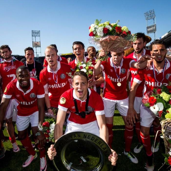 Le PSV Eindhovenchipe le titreà l'Ajax Amsterdam