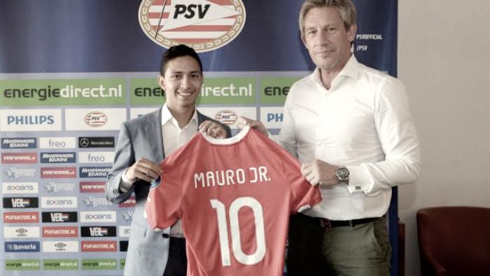 Mauro Junior, el nuevo fichaje del PSV