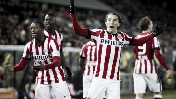 El PSV, más líder de la Eredivisie